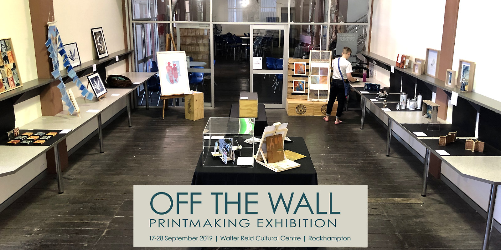 Off The Wall Exhibition
